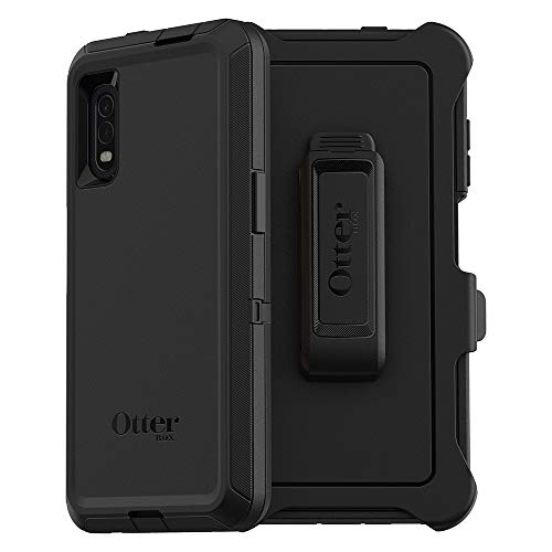 OtterBox Defender Series SCREENLESS Edition Case for Galaxy XCover Pro - Black