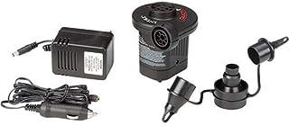 INTEX(インテックス) 電動式 ポンプ 空気入れ AC DC クイックフルエレクトリックポンプ 100V 66631 [日本正規品]