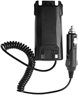comprar comparacion ZengBuks Eliminador de batería de Coche UV-82 para Baofeng UV82 UV-82L UV-8D UV-89 UV-82HP Radio Walkie Talkie UV-82 Carga...