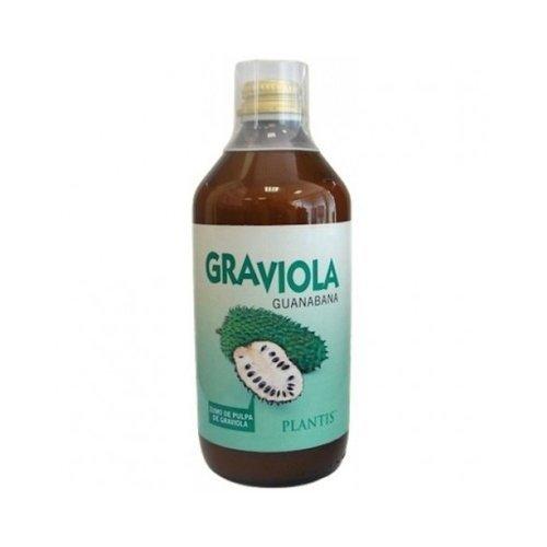 Zumo de graviola (guanábana) concentrado