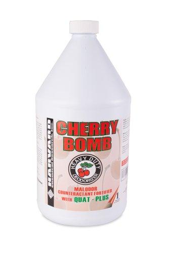 Harvard Chemical 701 Deodorant with Quat-Plus, Cherry Bomb Fragrance, 1 Gallon Bottle (Case of 4)