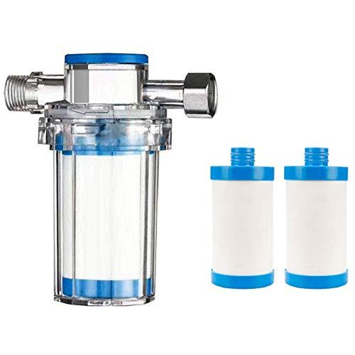 Cobeky Purificador salida ducha filtro PP algodón hogar cocina grifos calentador de agua purificación baño accesorios