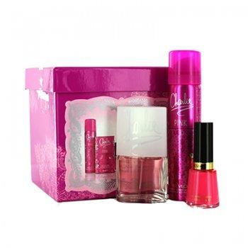 Revlon Charlie Pink Fragrance, Set de regalo mujer
