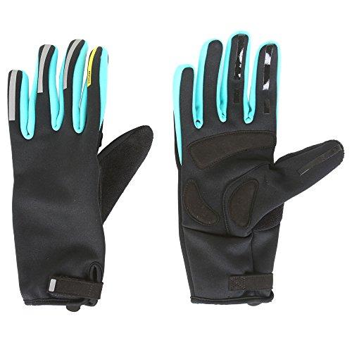 Mavic Aksium Thermo Glove, Blau, Schwarz, Größe S