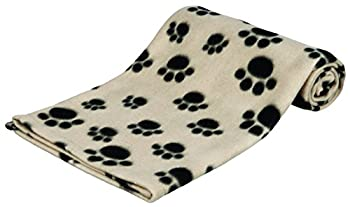 Trixie Couverture Doublée Beany 100 × 70 cm Beige pour Chien