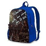 The Vampire-Diaries Capacity Adult Backpack Stylish Bookbag For Men Boy Girl School Casual Travel Bag Computer Laptop Daypack