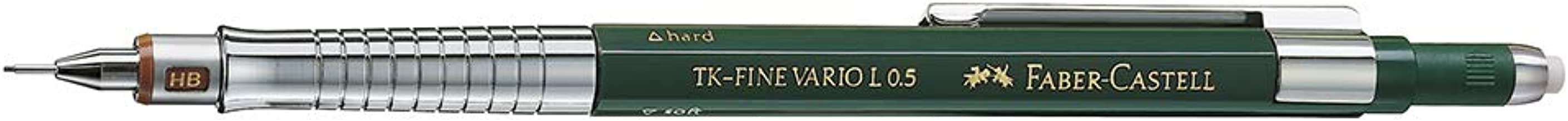 faber castell mechanical pencil tk fine vario