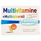 Vitarmonyl Multivitamine + Multiminerali - 24 compresse masticabili