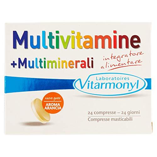 Vitarmonyl Multivitamine + Multiminerali - 24 compresse masticabili