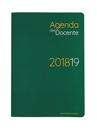 Agenda del docente, anno scolastico 2018/2019 mensile con registro 9 classi, formato 19x27 Per chi pensa in digitale: pianifica, organizza, progetta