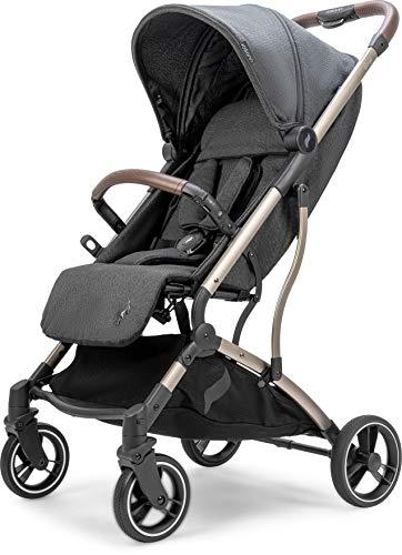 Osann Boogy Sportwagen-Buggy mit Liegefunktion ab Geburt bis 22 kg - inklusive Regenverdeck, Transporttasche und Babyschalen-Adapter // Elegance COLLECTION 2021