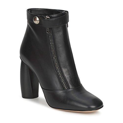 Marc Jacobs Norvegia Botines/Low Boots Mujeres Negro - 36 - Botines Shoes