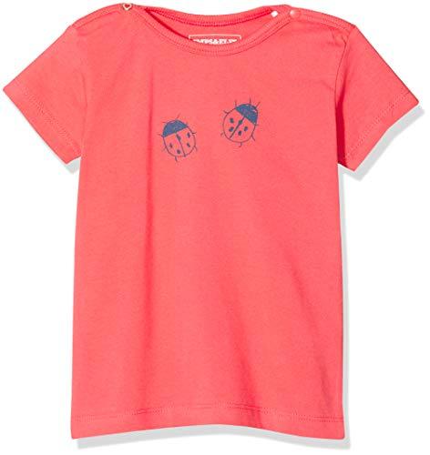 Imps & Elfs G Slim T-Shirt SS Victoria-wes, Rose (Rose of Sharon P472), 68 Bébé Fille