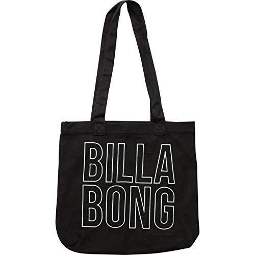 BILLABONG Damen Legacy Tote Einkaufstaschen, schwarz, Einheitsgröße