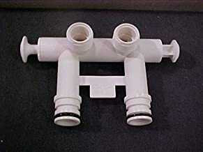Kenmore 7129871 Water Softener Bypass Valve Genuine Original Equipment Manufacturer (OEM) Part White
