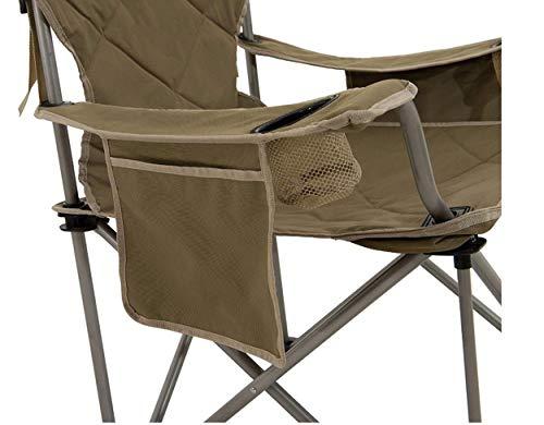 ALPS Mountaineering King Kong Chair, Khaki,38 x 20 x 38-Inch