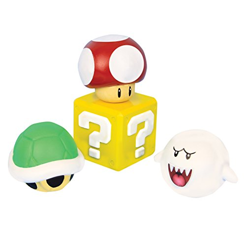 Paladone Super Mario Brothers Stress Ball - Assorted Styles May Vary