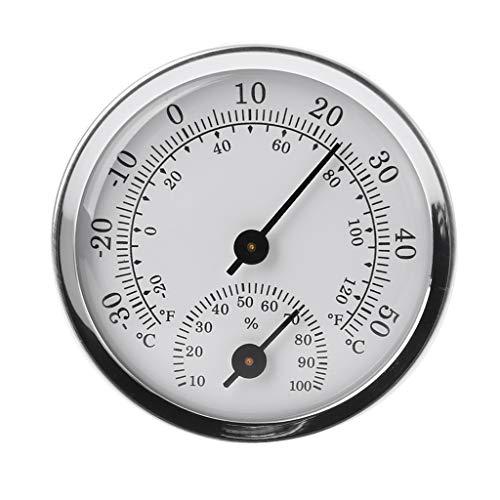 BIlinli Medidor Humedad Temperatura montado Pared