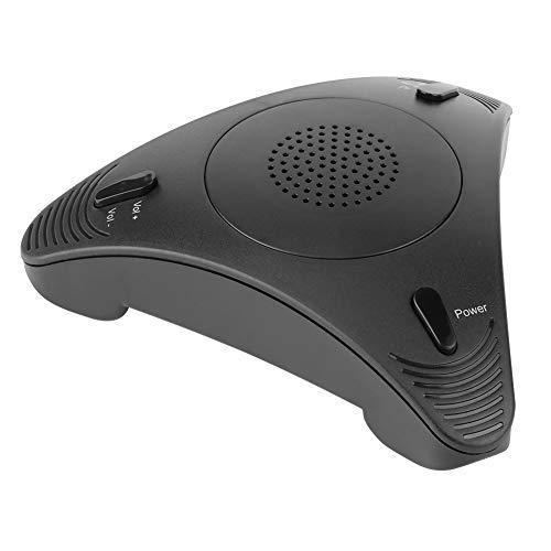 TAKE FANS Micrófono omnidireccional-USB Micrófono de computadora de Escritorio omnidireccional para grabación de conferencias, Video, Llamadas a reuniones