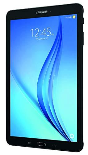 SAMSUNG Galaxy Tab E 9.6' (1280 x 800) SM-T560N Tablet, 1.5GB RAM, 16GB ROM, Qualcomm APQ 8016 1.2GHz, Kids Mode, WiFi, Bluetooth, Android 5.1, Black
