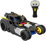 Product Image of the Fisher-Price Imaginext DC Super Friends Transforming Batmobile R/c