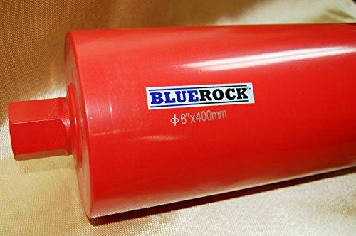 6' Diamond WET Coring Bit - Concrete Core Drill by BLUEROCK Tools