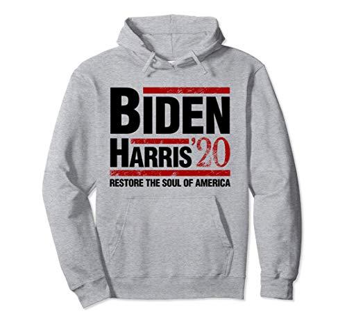 Regalo de la campaña política de Biden Harris America Sudadera con Capucha