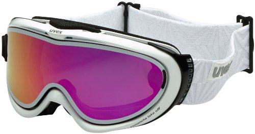 Uvex Comanche TOP Skibrille, White, One Size