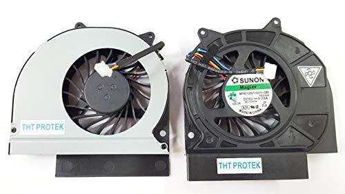 Kompatibel für Dell Latitude E6420, E6420 Lüfter Kühler Fan Cooler Version 2 XFR