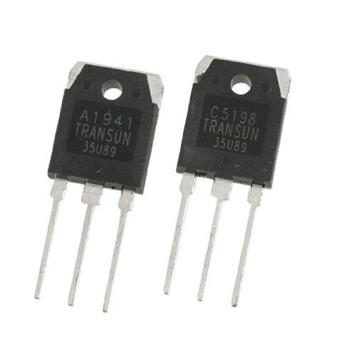 Aexit Paar A1941 + C5198 10A 200V Leistungsverstärker aus Silikon (fff5647e4086b381774855b7f5a7ab6f)