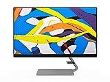 Lenovo Q24i-10 23.8 ' FHD IPS FreeSync Gaming Monitor 75 Hz 4 ms HDMI+VGA 3 lados sin bordes con altavoces (2 x 3W) - Negro/ peana gris metalizada