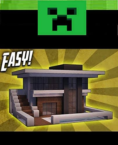 Minecraft unofficial How to Build an Eco Friendly Loft Simple Tutorial product image