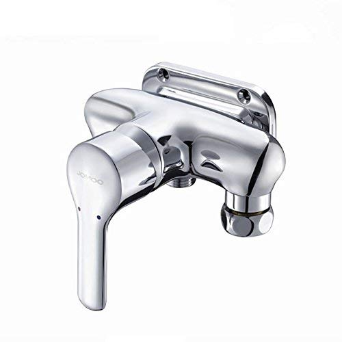 GUOCAO Grifo de baño (expuesto) Válvula de mezcla de agua fría caliente de ducha grifo de ducha garantía de lujo moderno simple, lujo y antiguo clásico decoración del hogar cocina
