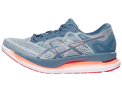 ASICS Women's GlideRide Running Shoes, 8M, Polar Shade/Grey Floss