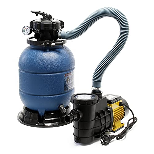 Filtro de Arena Sistema de filtrado Sistema de filtrado de Arena Bomba de Piscina HZS-200