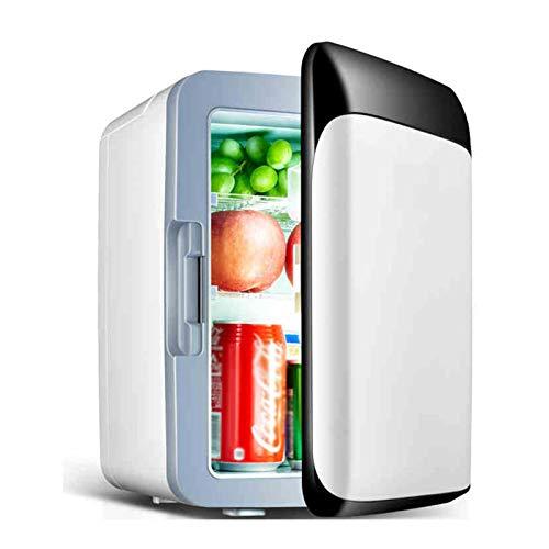 yunyun Mini Refrigerador para Coche,10L Nevera Eléctrica Portátil, Neveras Portatiles para Coche,para Camping Caravanas Picnics Festivales