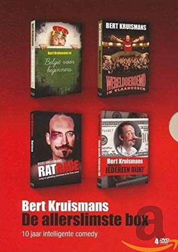Bert Kruismans - De Allerslimste Box 10 Jaar Intelli