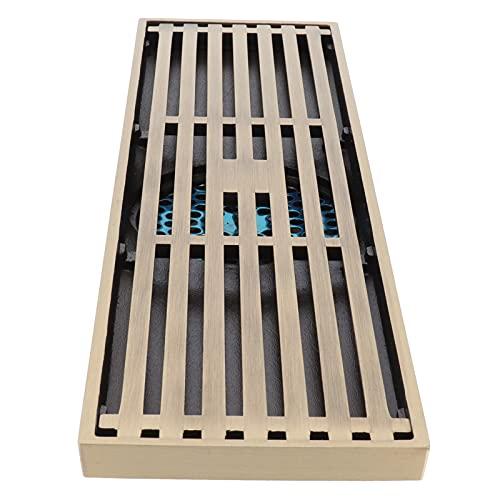Desagüe de piso, desagüe de ducha extraíble para baño para balcón para hotel para cocina