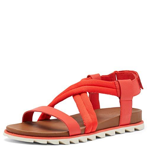 Sorel Women's Roaming Decon Sandal - Signal Red - Size 9.5