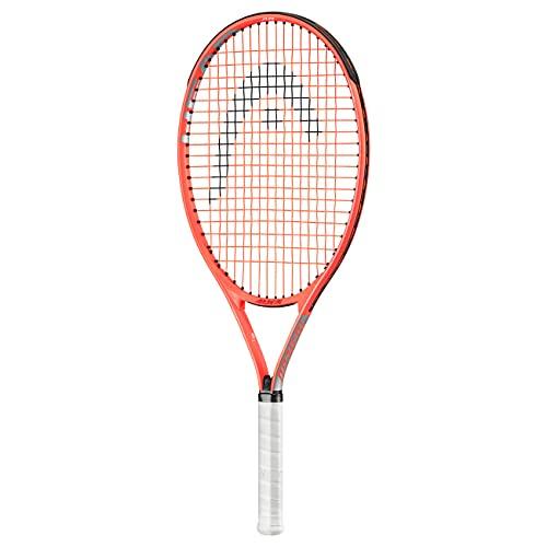 HEAD Racquet de Tenis Unisex Juvenil Radical Jr. 23, Naranja, 6-8 años