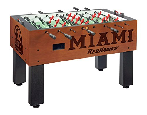 Lowest Price! Holland Bar Stool Co. Miami (OH) Foosball Table by The