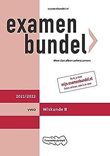 Examenbundel vwo Wiskunde B 2021/2022