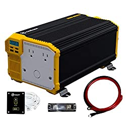 Best Pure Sine Wave Inverter for RV (Reviews & Buyers Guide) in 2021 2