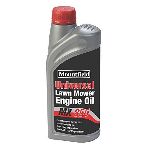 Mountfield MX855 Universal 4-Stroke Lawn Mower Engine Oil 1L