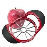 Apfelentkerner Slicer, Multifunktions-Edelstahl Ultra Sharp Apple-Cutter-Tool Home Küche Kreative Obst Splitter