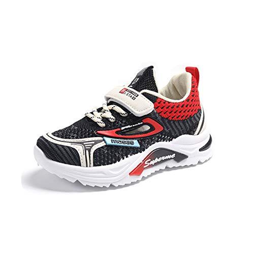 Zapatillas De Deporte Para Niños Niños Transpirables Antideslizantes Niñas Zapatillas De Correr...