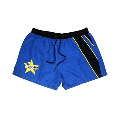 F.C. INTER - Costume Mare - Ragazzo/Adulto Varie Taglie Disponibili (Taglia XL)