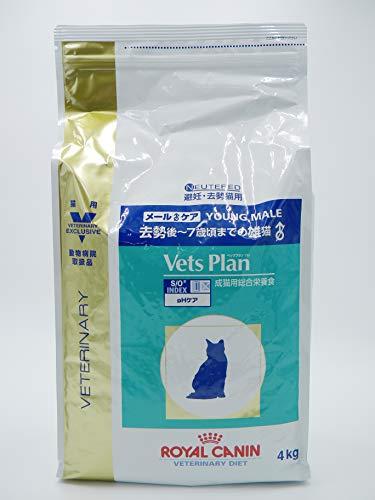 ベッツプラン (Vets Plan) 準療法食 猫 メールケア ドライ 4kg