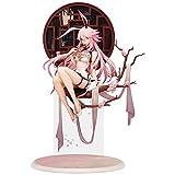 Macium Anime Model Kit, 1/6 30cm Sakura Yae Anime Statue Anime Figur Modell unbewegliche PVC Figur...