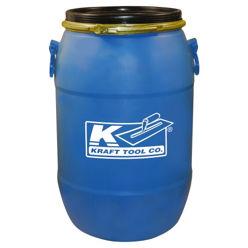 Kraft GG601 15 Gal Mixing Barrel with Lid